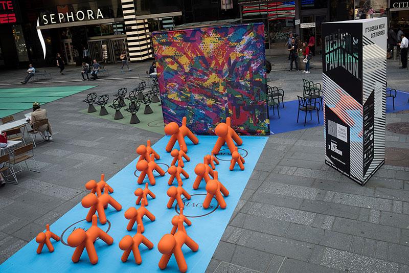 Magis @ Times Square – New York