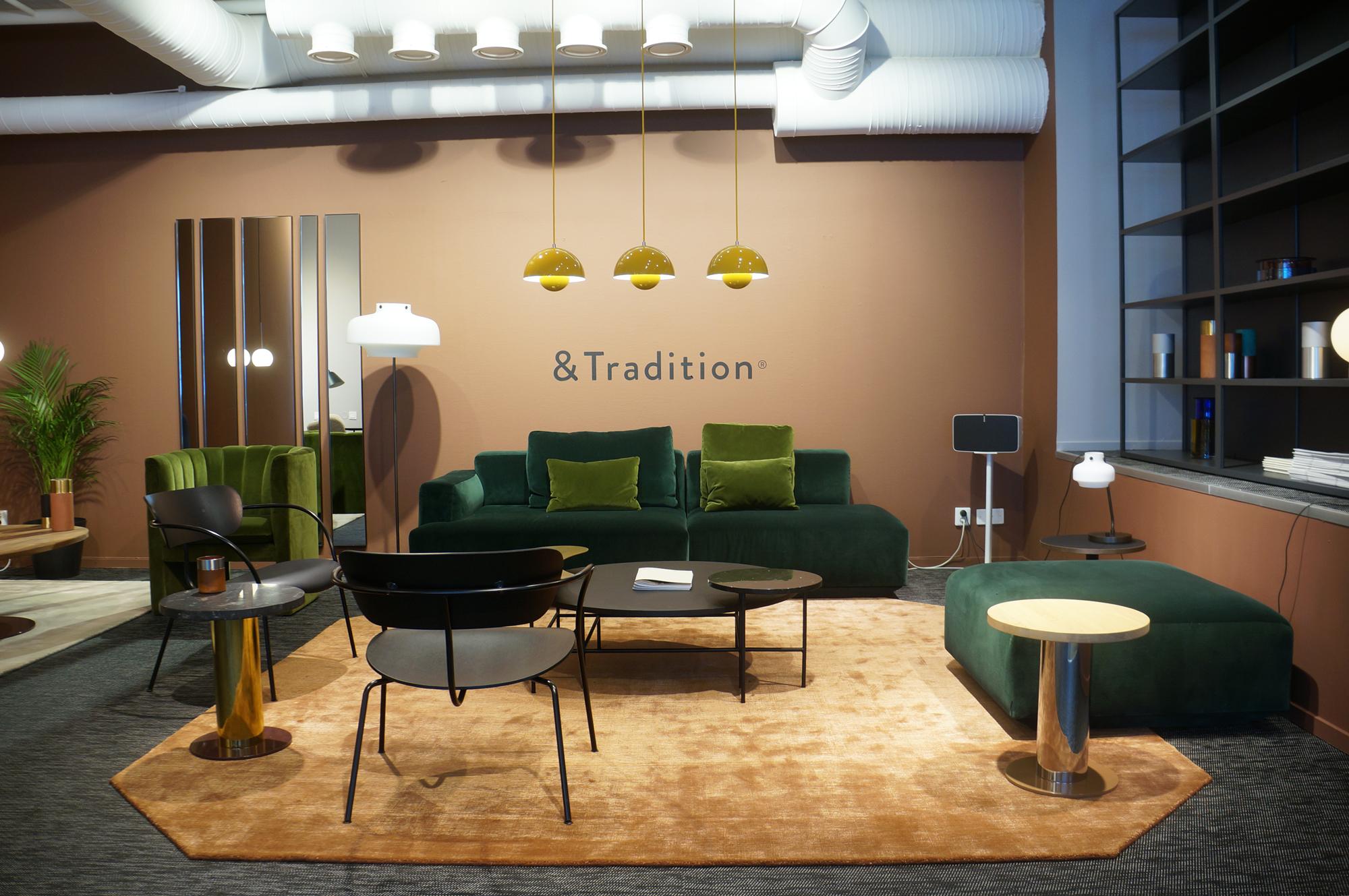 Uppdaterat Showroom i Stockholm