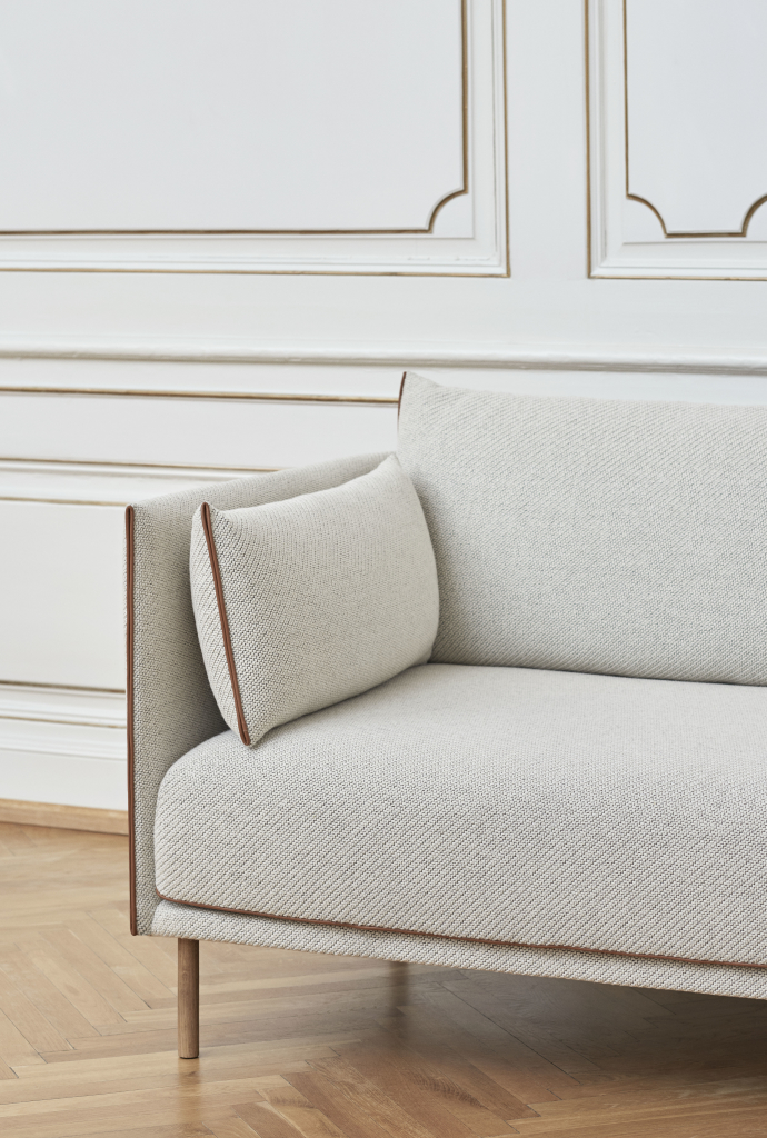 Silhouette Sofa 2 seater low back coda 100