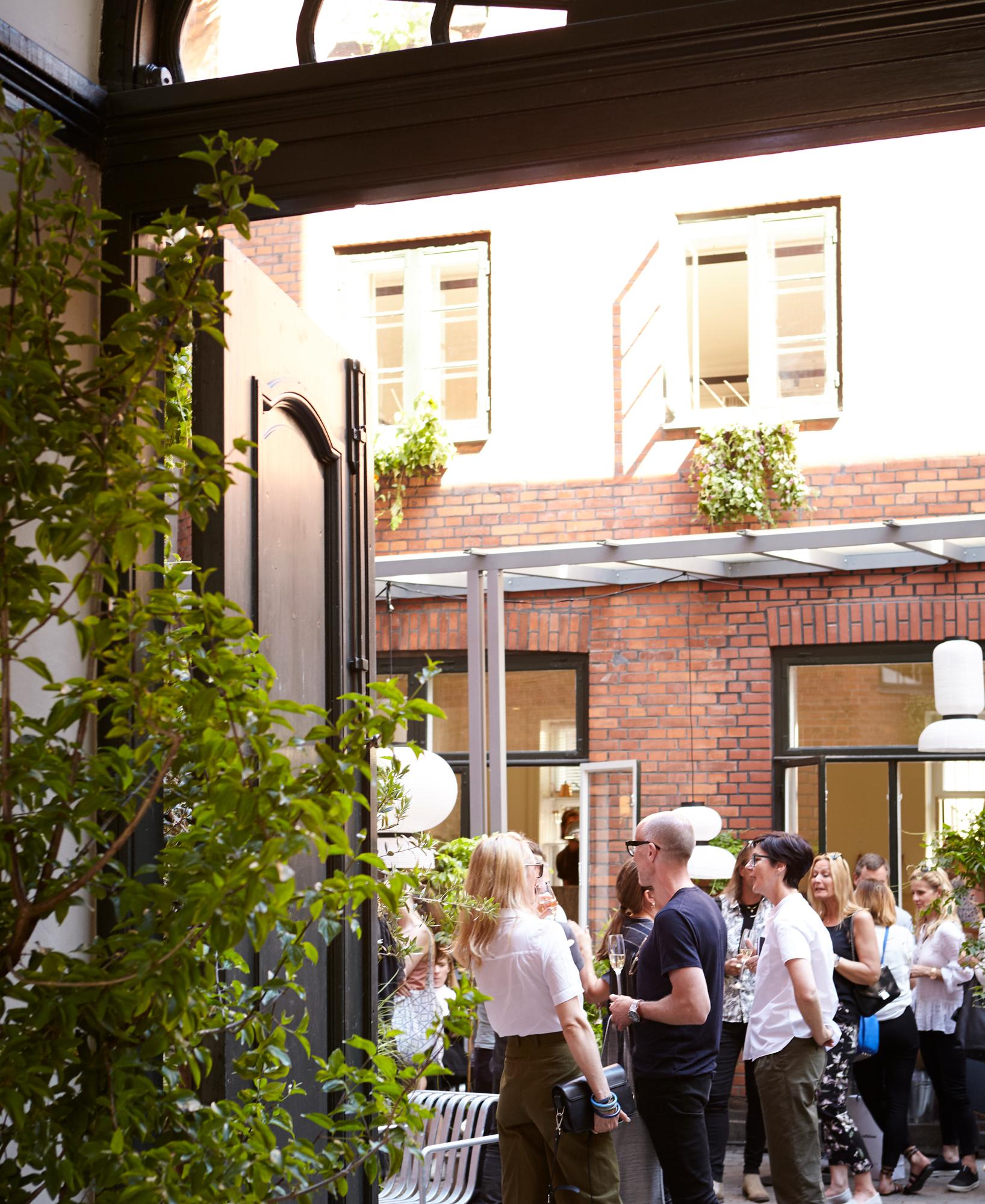 &tradition Courtyard – en gömd oas i hjärtat av Köpenhamn
