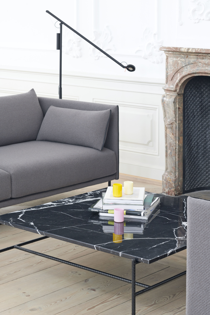 Silhouette Sofa Coda 182_Rebar Coffee Table 100x104_Fifty-Fifty Floor Lamp Soft black_01