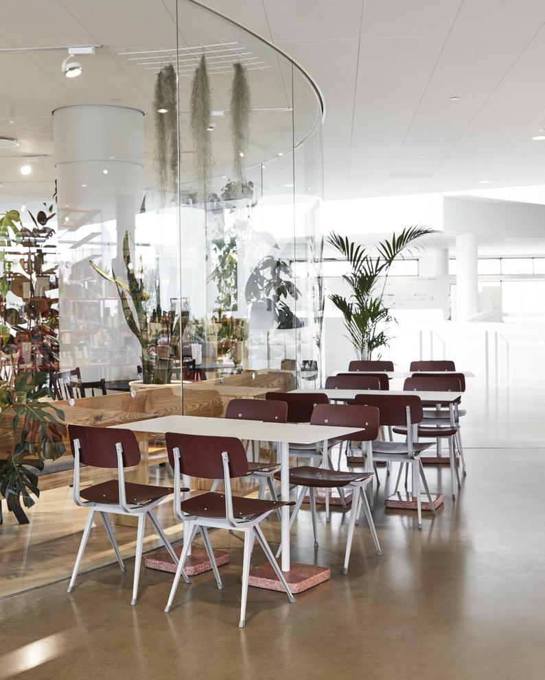ARoS Aarhus Art Museum 2019_Result Chair_Terrazzo Table